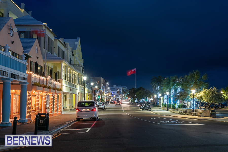 City of Hamilton Bermuda Christmas lights decorations Decemver 2020 JM (9)