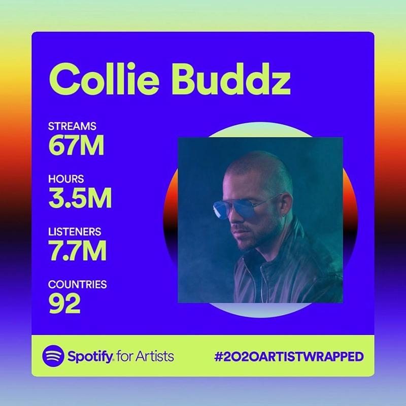Collie Buddz Bermuda Dec 2020