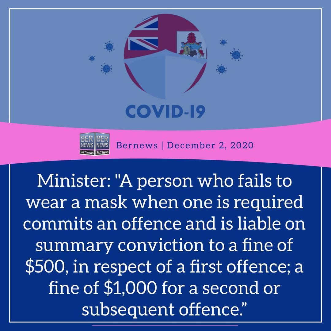 Covid 19 mask DEc 2 2020
