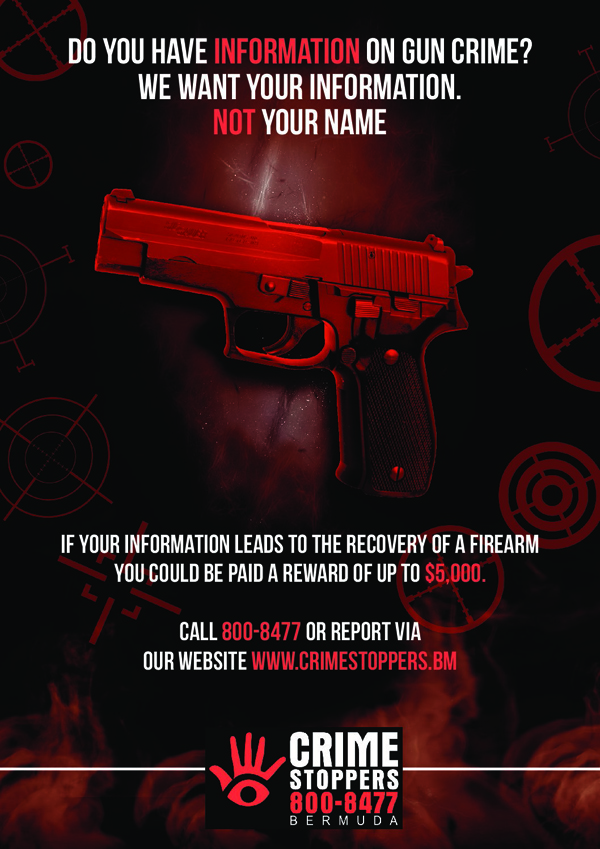 Crime Stoppers Bermuda December 2020