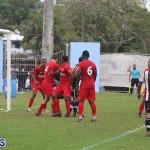 FA Cup Premier Division Bermuda Dec 05 2020 16