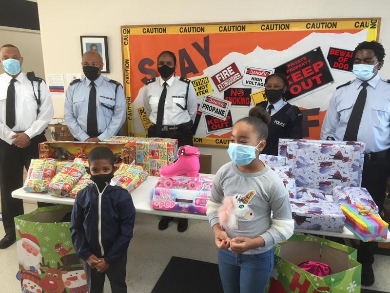 Give a Child a Gift Bermuda Dec 2020