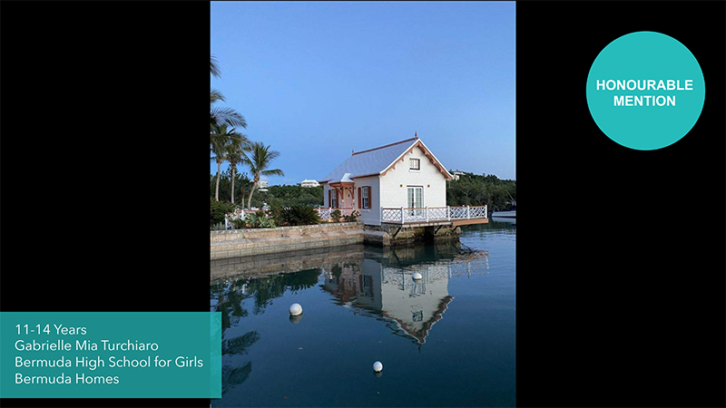 Grundy Youth Photo Contest 11-14 Years Old Bermuda Dec 2020 7