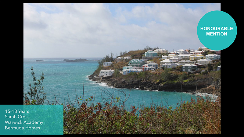 Grundy Youth Photo Contest 15-18 Years Old Bermuda Dec 2020 7