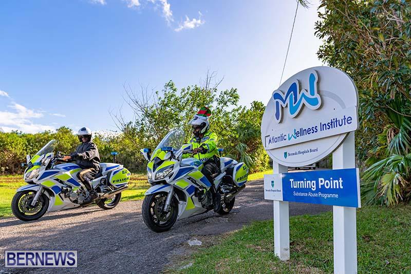 IDPD Motorcade Bermuda Dec 2020 1
