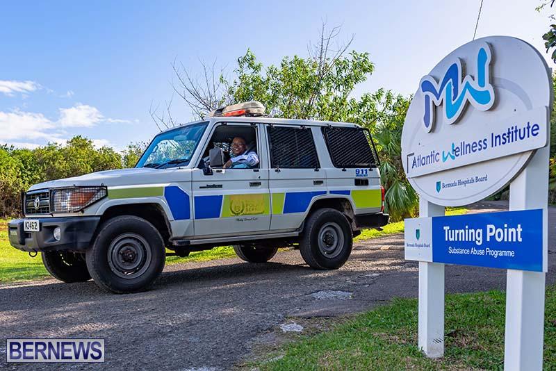 IDPD Motorcade Bermuda Dec 2020 12