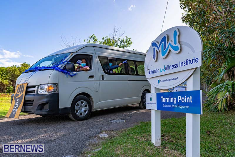 IDPD Motorcade Bermuda Dec 2020 7