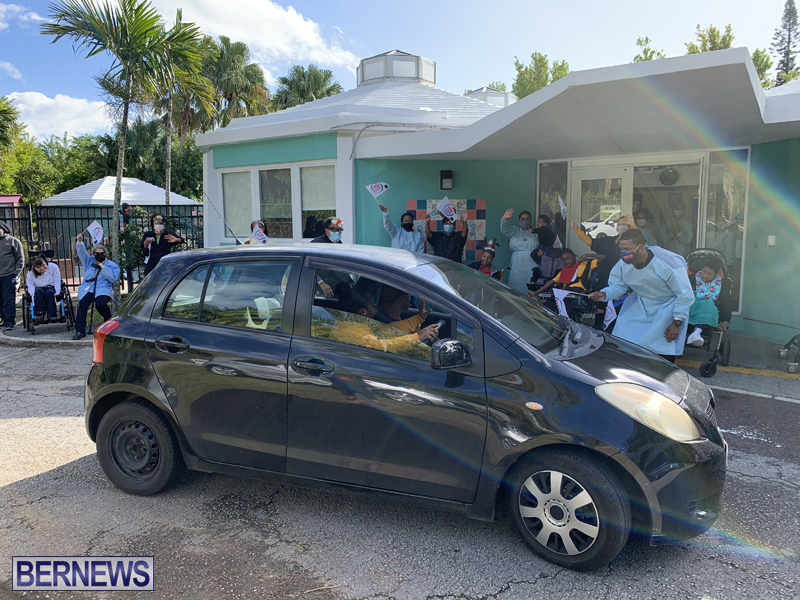 Motorcade To Celebrate IDPD Bermuda Dec 3 2020 (13)