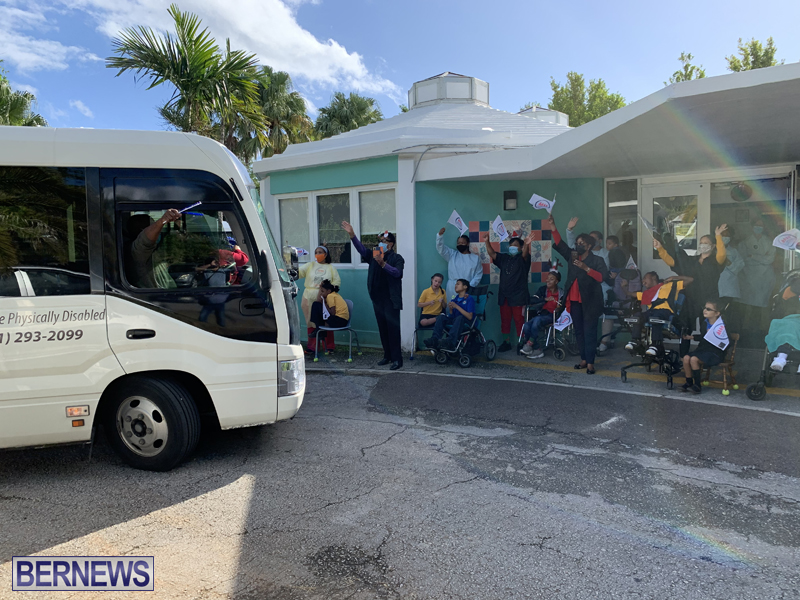Motorcade To Celebrate IDPD Bermuda Dec 3 2020 (14)