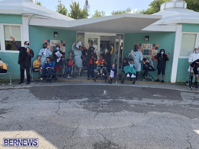 Motorcade To Celebrate IDPD Bermuda Dec 3 2020 (16)
