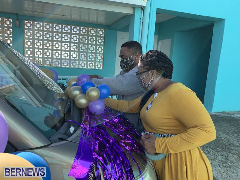 Motorcade To Celebrate IDPD Bermuda Dec 3 2020 (3)
