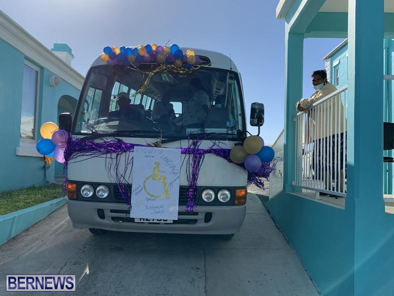 Motorcade To Celebrate IDPD Bermuda Dec 3 2020 (5)