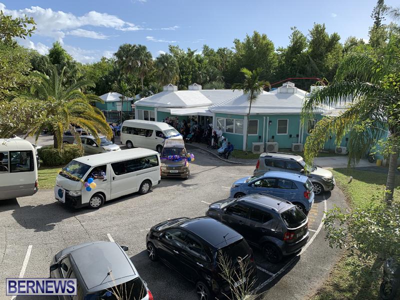 Motorcade To Celebrate IDPD Bermuda Dec 3 2020 (9)
