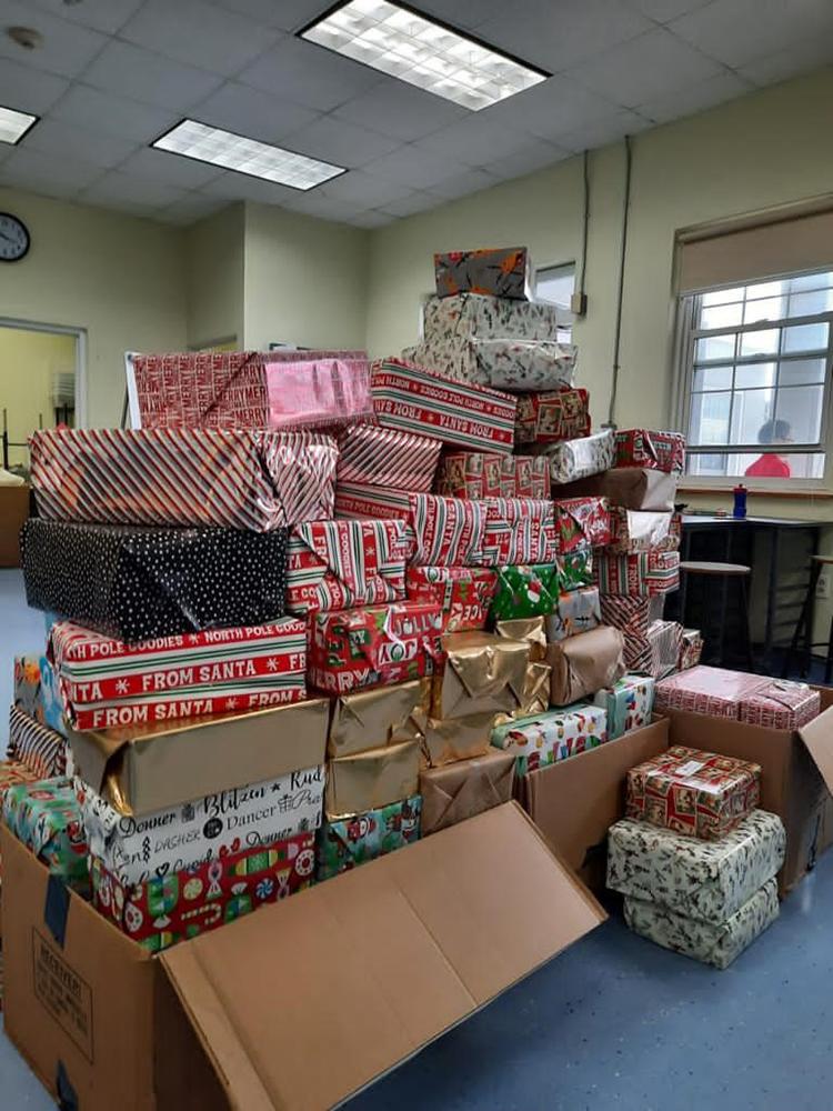 Saltus Students Donate To Charities Bermuda Dec 2020 2