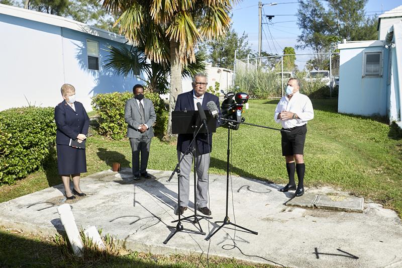Salvation Army Emergency Shelter Bermuda Dec 2 2020 (1)