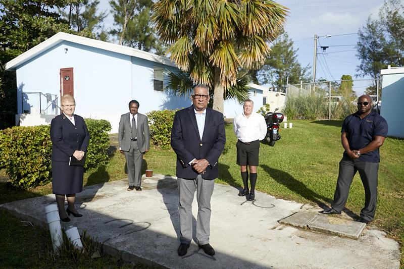 Salvation Army Emergency Shelter Bermuda Dec 2 2020 (2)