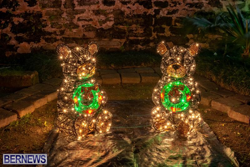 Somers Garden Christmas Lights Bermuda Dec 2020 (9)