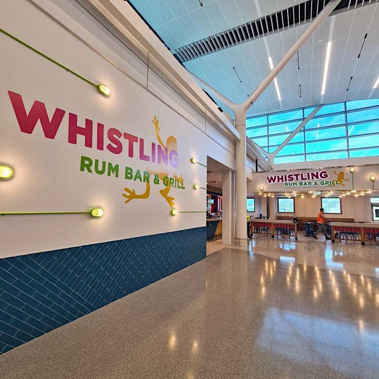 Whistling Rum Bar & Grill Bermuda Dec 2020 1