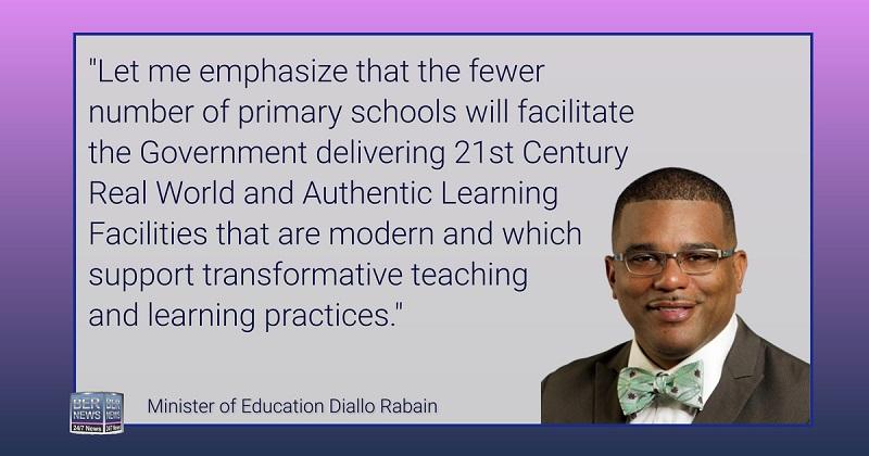 dec 11 2020 Minister of Education Diallo Rabain