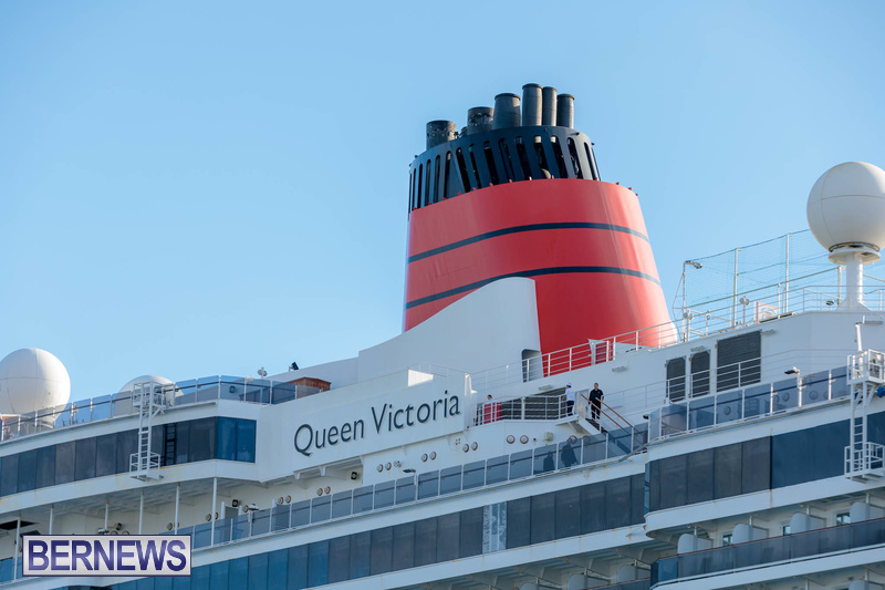 3 Queen Victoria cruise ship in Bermuda January 2020 (1)
