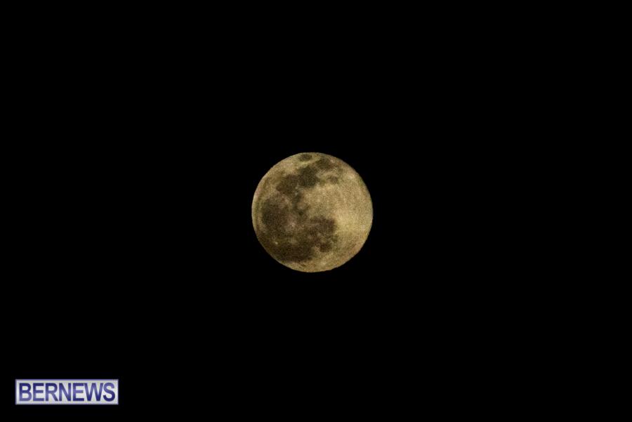 Bermuda Full Moon in winter storm January 28 2021 (5)