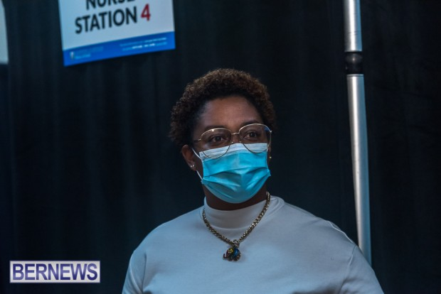 Bermuda officials get first coronavirus vaccine Jan 11 2021 (10)