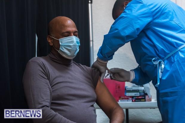 Bermuda officials get first coronavirus vaccine Jan 11 2021 (21)