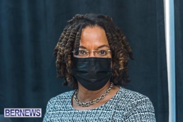 Bermuda officials get first coronavirus vaccine Jan 11 2021 (7)