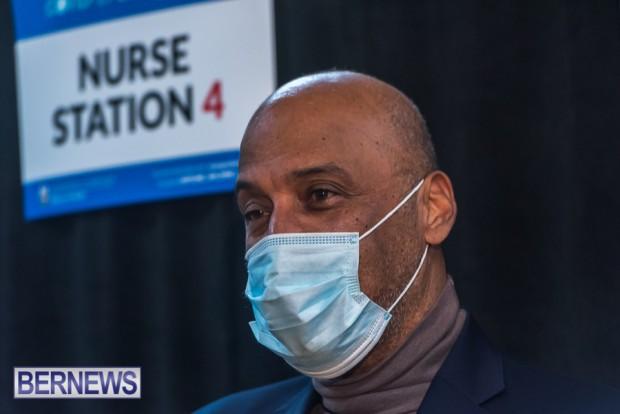 Bermuda officials get first coronavirus vaccine Jan 11 2021 (9)