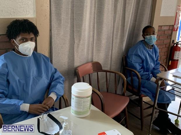 Covid Vaccination Bermuda Jan 11 2021 (2)