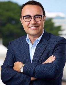 Horseshoe CEO Andre Perez Bermuda Jan 2021
