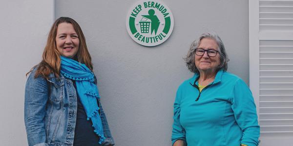 KBB Katie Berry & Anne Hyde Bermuda Jan 2021 TWFB