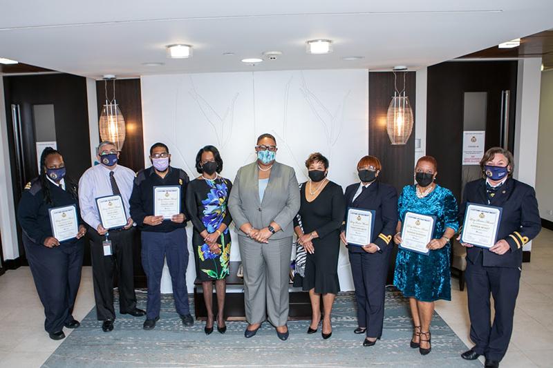 Long Serving Customs Officers Bermuda Jan 31 2021 (1)