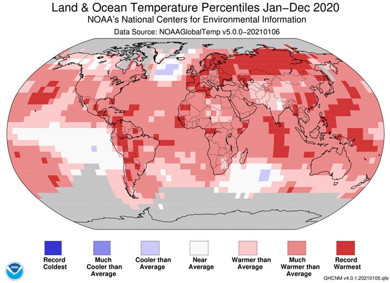 NOAA Climate Report Bermuda Jan 2021 2