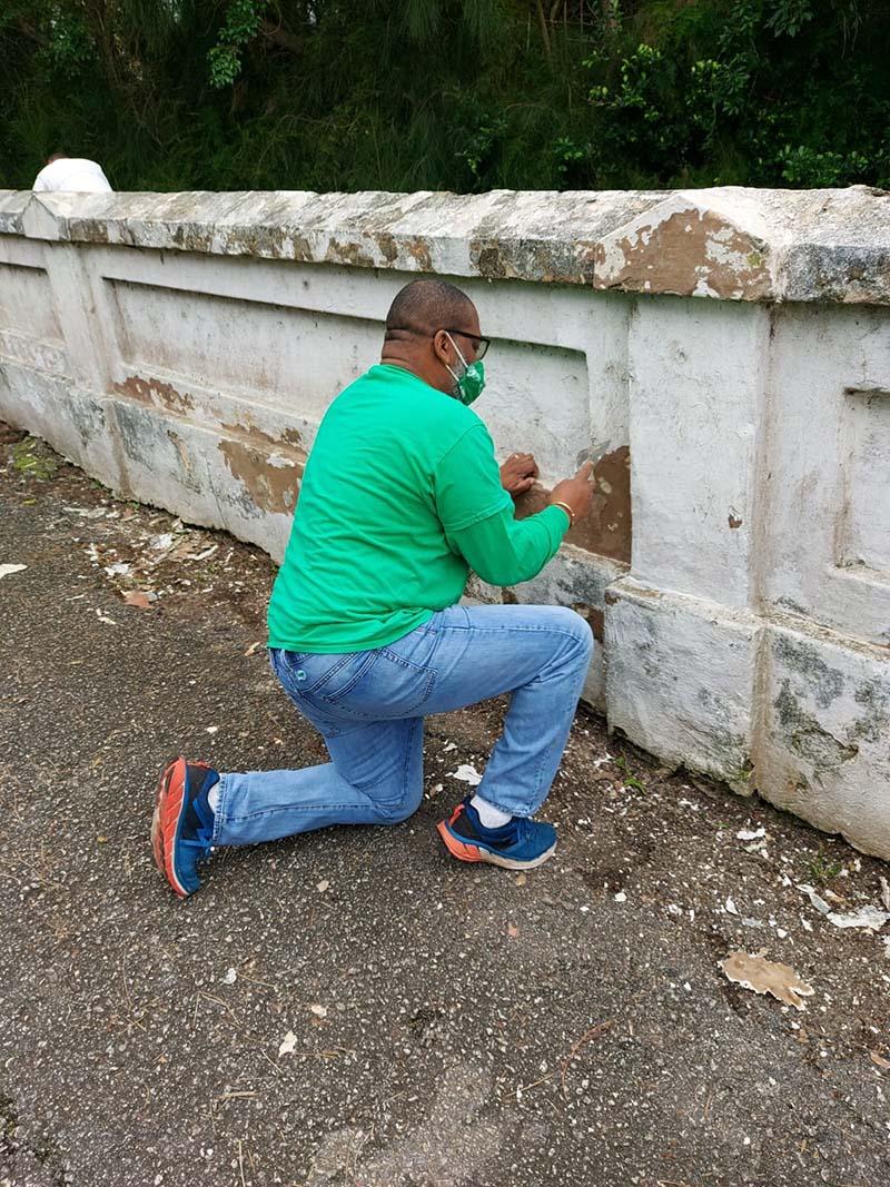 Parish Pride Project Bermuda Jan 2021 4