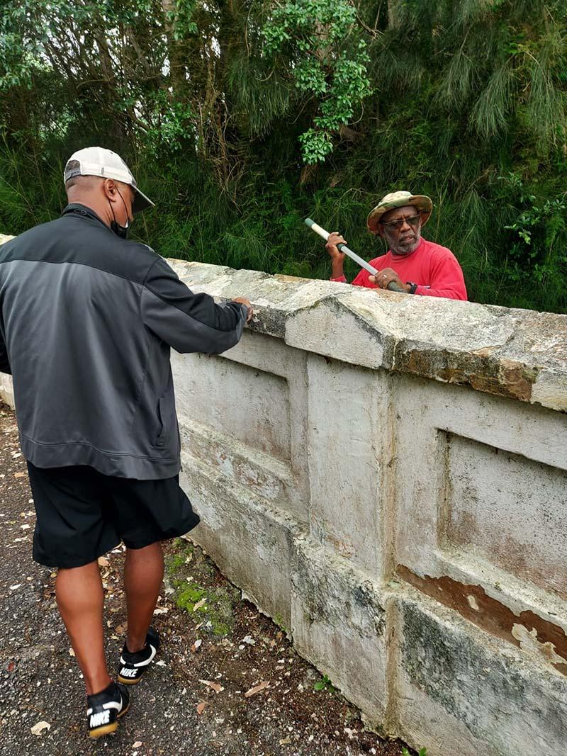Parish Pride Project Bermuda Jan 2021 5