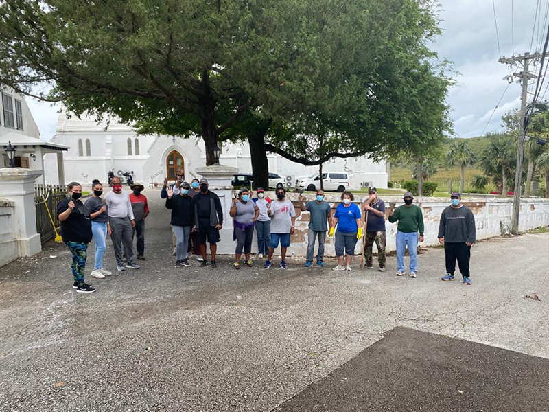 Parish Pride Project Bermuda Jan 2021