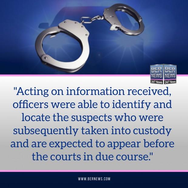 Police Jan 4 2021 bermuda quote