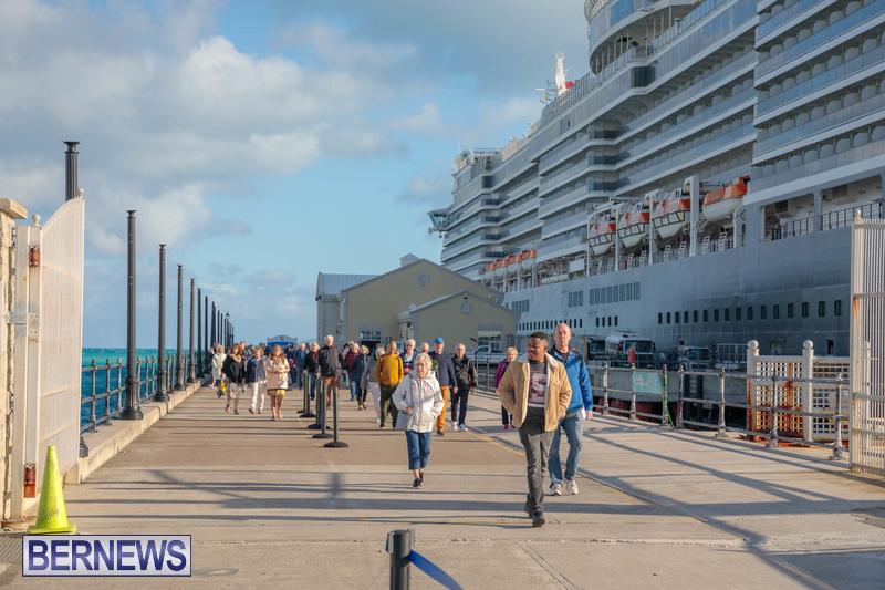 Queen Victoria cruise ship in Bermuda January 2020 (5)