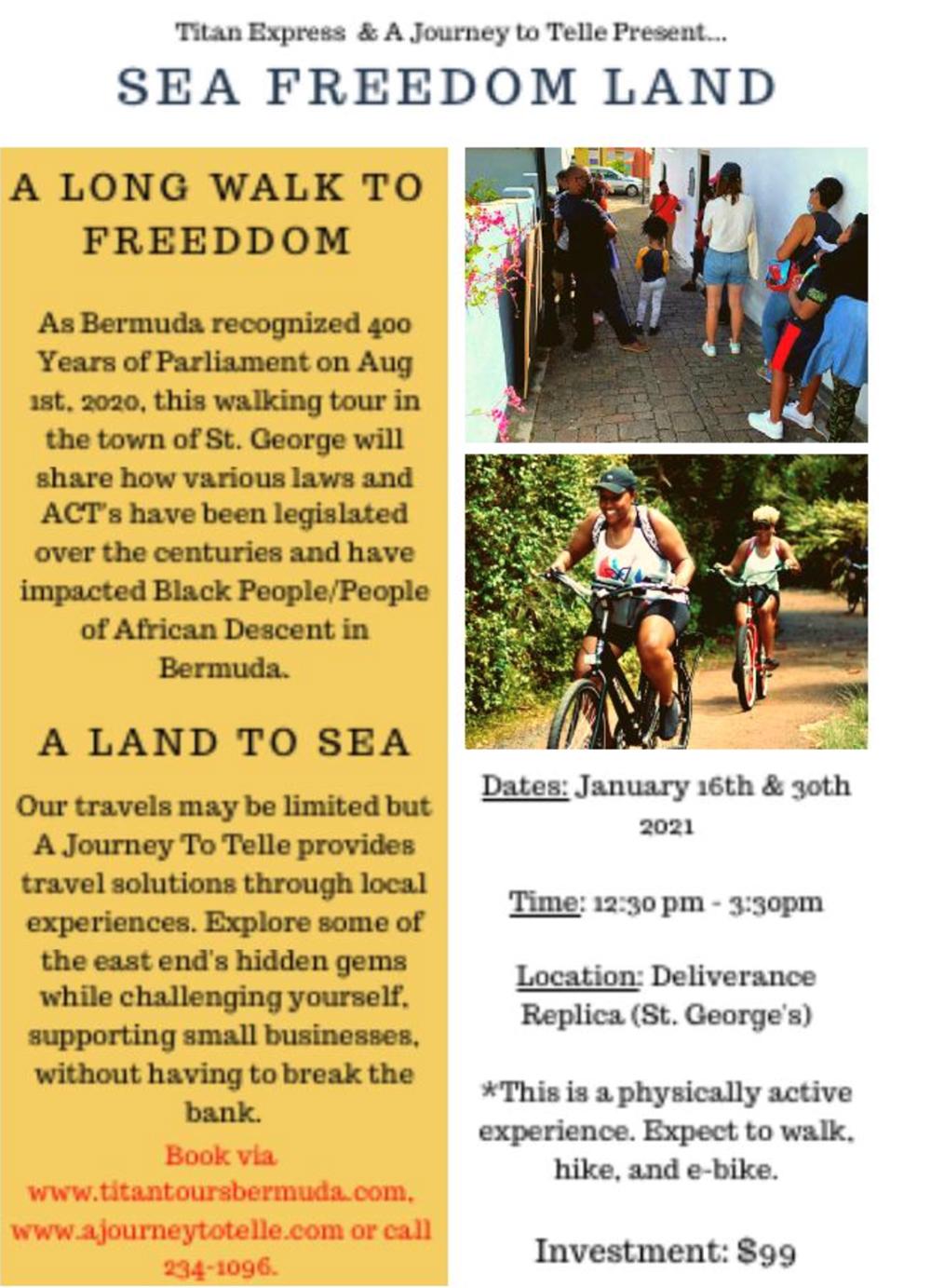 SEA FREEDOM LAND Bermuda Jan 9 2021