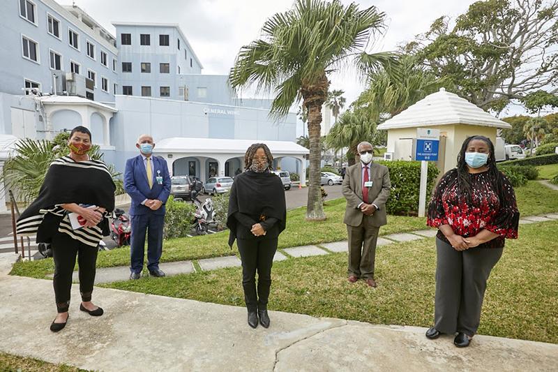 Vaccination Clinic Bermuda Jan 25 2021 (2)