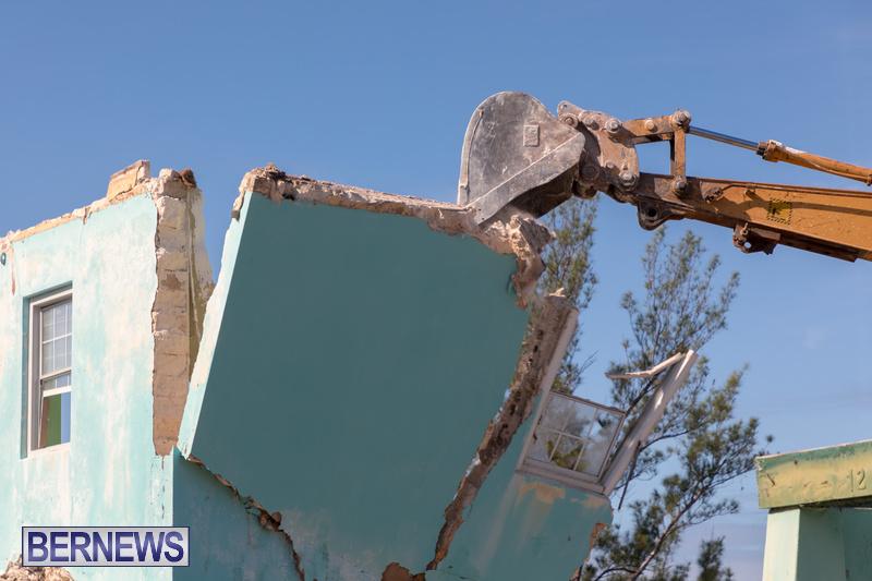 2 Demolition work west end Bermuda Feb 2021 DF (16)