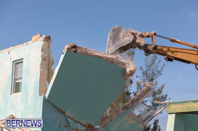 3 Demolition work west end Bermuda Feb 2021 DF (17)