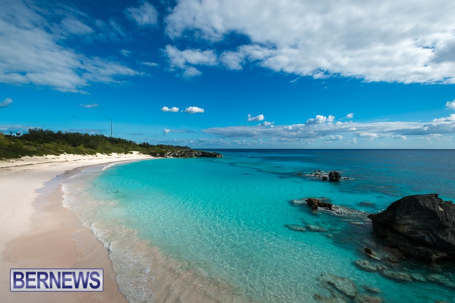 479 - One of the world's favourite beaches, Horseshoe Bay beach, Bermuda