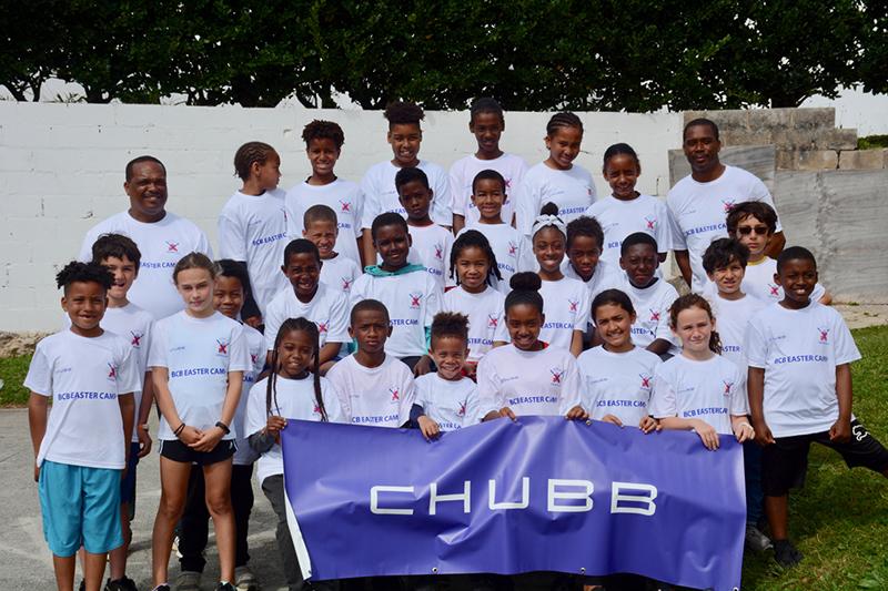 BCB & Chubb Easter Camp Bermuda Feb 2021 1