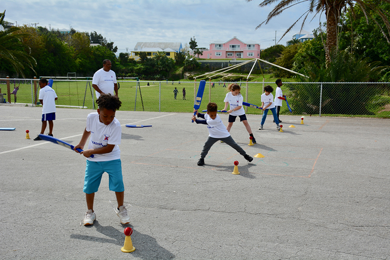 BCB & Chubb Easter Camp Bermuda Feb 2021 3