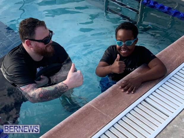 Bermuda Special Olympics swimming training Feb 2021 (16)
