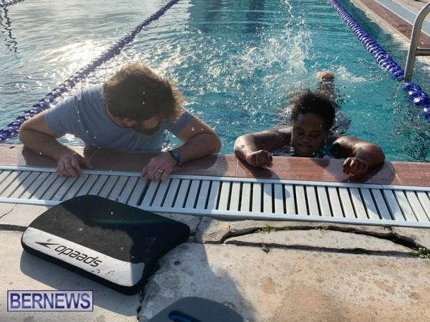 Bermuda Special Olympics swimming training Feb 2021 (19)