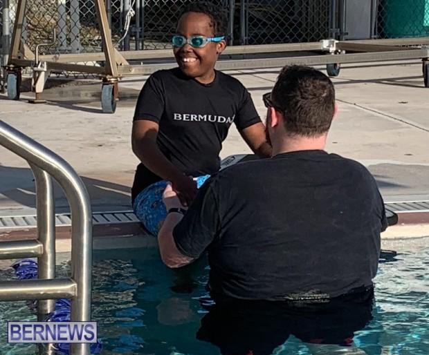 Bermuda Special Olympics swimming training Feb 2021 (21)