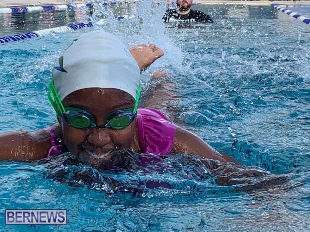Bermuda Special Olympics swimming training Feb 2021 (4)